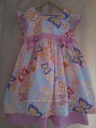 Платье Laura Ashley, 4 г. , состояние идеальное