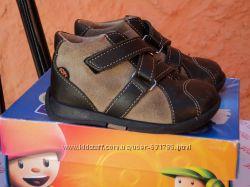 Кожаные ботиночки произв. Франция