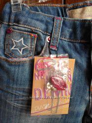 Джинсы для девочки PIAZAITALIA  брендовые