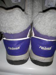 Reima ботинки ЗИМА