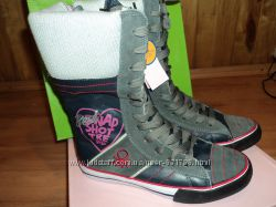 Benetton ботинки-кеды