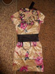 Новое нарядное  платье  сарафан