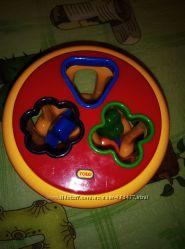 Tolo Toys Сортер вращающийся с формами