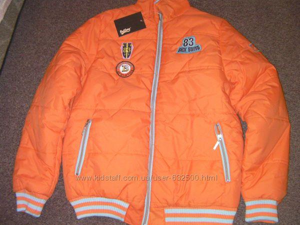 Новая куртка Back Swing