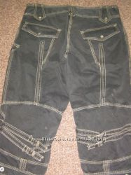 Новые джинсовые шорты  X-CAPE