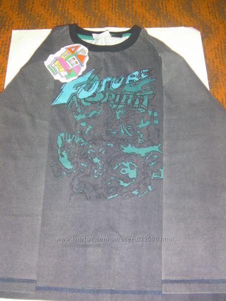 футболка с длинным рукавом VILLA HAPP