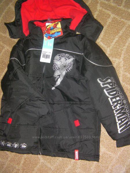 Демисезонная куртка для мальчика ТМ MARVELKIDS