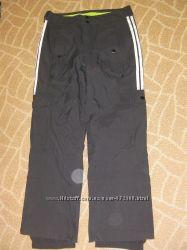 новые теплые спортивные штаны ADIDAS