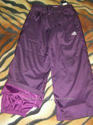 новые теплые спортивные штаны ADIDAS для активного отдыха