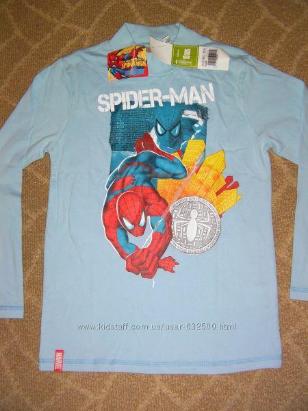 Новая футболка с длинным рукавом MarvelKids