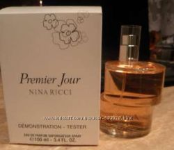 Тестер Nina  Ricci  Premier Jour  edp 100 ml