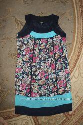 Тренд сезона - платье с цветочным принтом
