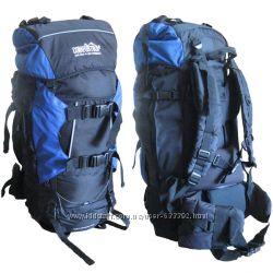 Рюкзак туристический Eos extreme 80L плюс чехол-дождевик