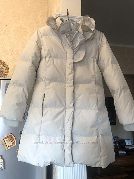 Зимнее тёплое пальто  Brums