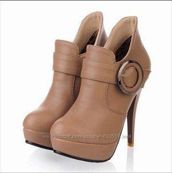 Стильные ботиночки Распродажа в магазине