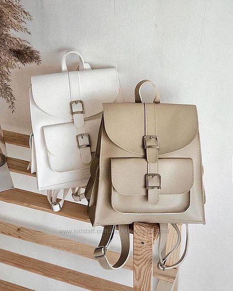 Стильный женский рюкзак. Расцветки