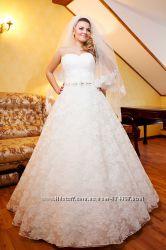 Шикарное свадебное платье Bridal Dream Agnes