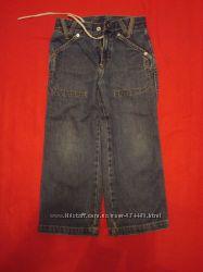 Джинсы, брюки Benetton 4, 5, 6лет 110 см 120 см деми, зима, лето на мальч.