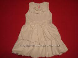 Платье нарядное Турция на 4 года.