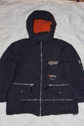 Куртка зимняя Outburst 130см на мальчика