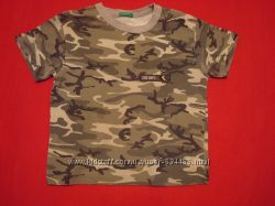 Поло, футболки, майки, рубашки Benetton 3, 4, 5, 6лет100, 110, 120см на мал