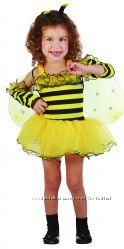 Детский карнавальный костюм Ведьмочка, Пчёлка, Божья коровка, Леопардик, ко