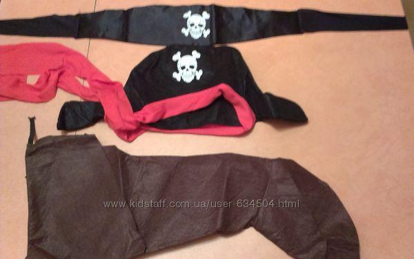 Пират в коричн.кофте(синие штаны)