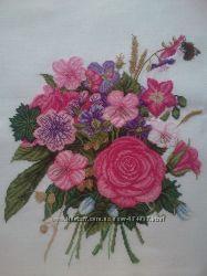 Картина Розовый букет
