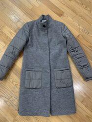 Демисезонное пальто для современной девочки