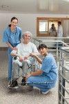 Патронаж пожилых и больных людей