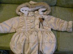 Куртка WOJCIK для принцессы на р86