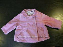 куртка демисезонная для девочки 6-9 мес.