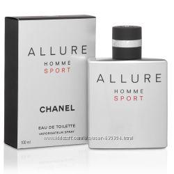 Chanel allure home sport тестер экстра качества