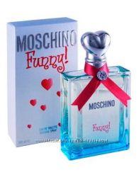 Moschino funny, Moschino i love love- женская туалетная вода