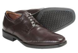 Мужские кожаные туфли Geox, р-р 41-42
