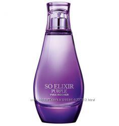 Парфюмерная Вода So Elixir Purple 50 мл Эликсир 30 мл Bois Sensuel 15 мл