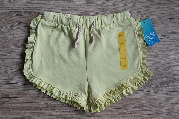 Шорты Matalan для девочки 2-3,3-4,4-5 и 5-6 лет
