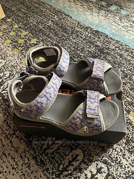 Сандалии босоножки детские Merrell 34 размер