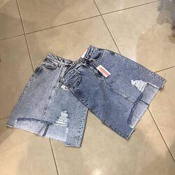 Новинка юбка джинсовая arox турция в наличии 34-36-38-40