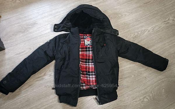 Зимняя детская куртка Lee Cooper 7 - 8 лет. Великобритания