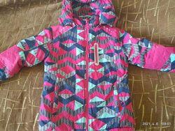 Очень теплая и классная куртка