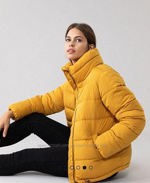 Стильная куртка пуффер от Lefties, Испания