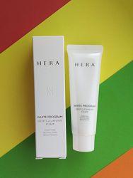 Глубокоочищающая пенка Hera white program deep cleansing foam, 50 мл