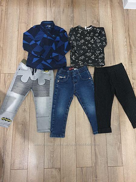 Комплект вещей штаны брюки свитшот