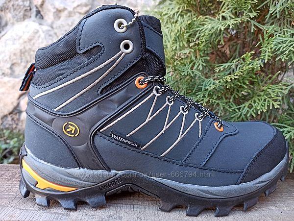 Зимние ботинки ТМ Restime PWZ 16153  36 р