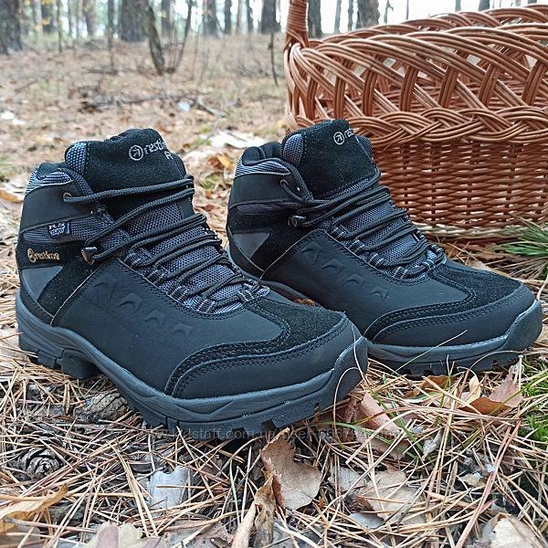Зимние ботинки Restime pwz 13441