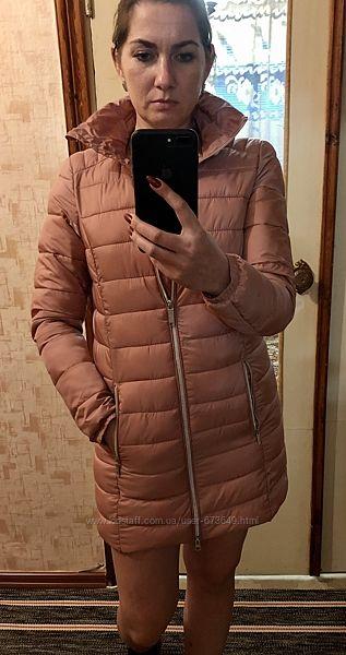 Стеганая куртка-пальто s. Oliver 36