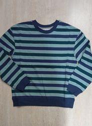 Свитшот H&M полосатый на 8-10 лет
