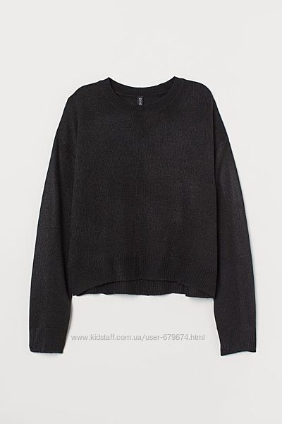 Базовый свитер H&M оверсайз на S-М-L много других вариантов в наличии