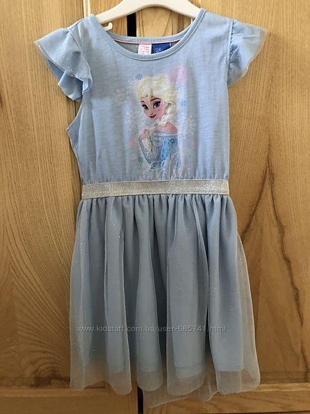 Продаю платтячко Frozen від LC Waikiki для дівчинки 6-7 років